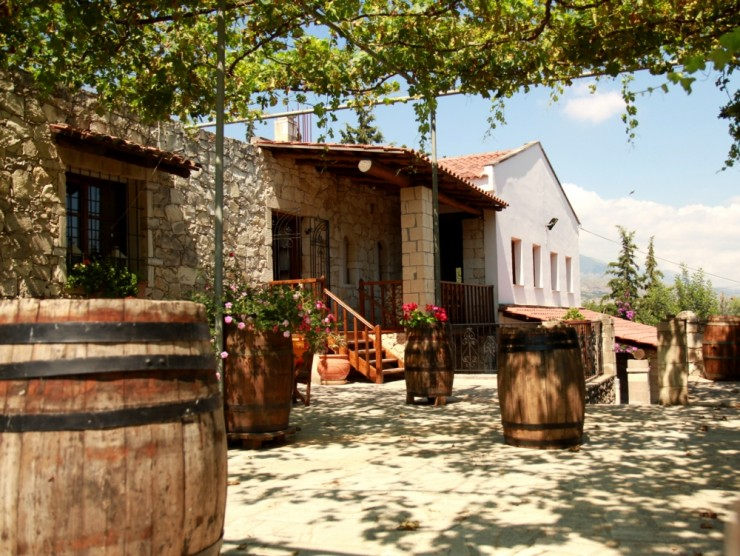 Top 10 Wine-Crete-Dourakis Winery