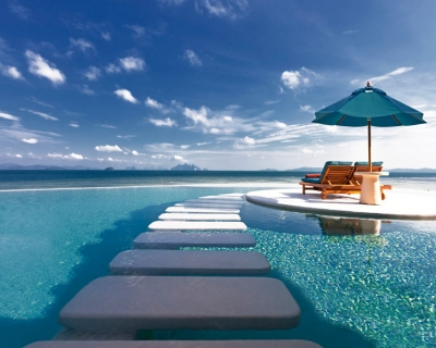 The Naka Island Resort in Pristine Phuket, Thailand