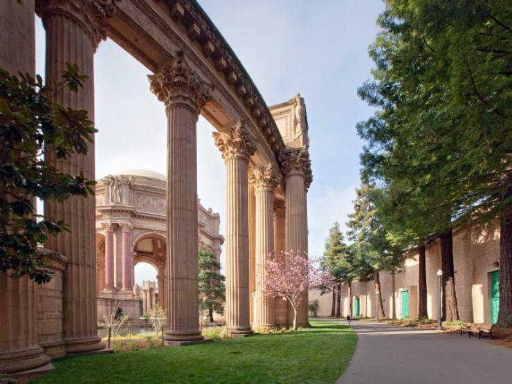 Top 10 Contemporary-Palace of Fine Arts2