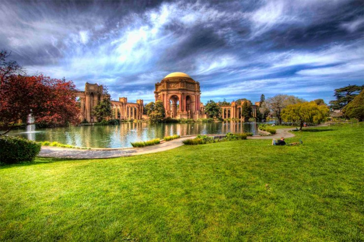 Top 10 Contemporary-Palace of Fine Arts3