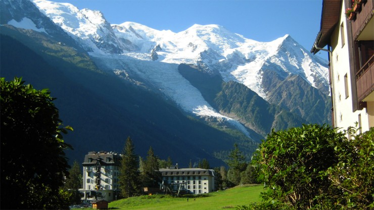 Top 10 French-Chamonix