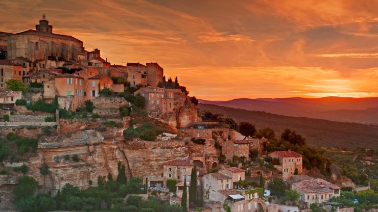Top 10 French-Gordes-Photo by Mas St Jean