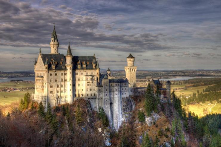 Top 10 German-Neuschwanstein-Photo by Alina Gladkovska