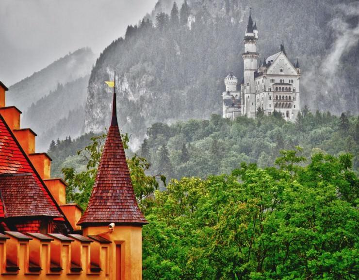 Top 10 German-Neuschwanstein-Photo by Dmitry Samsonov