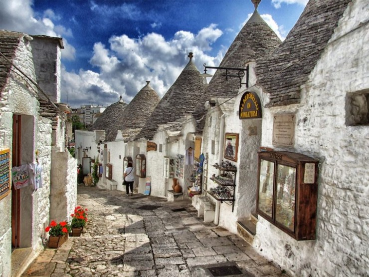 Top Ancient Towns-Alberobello