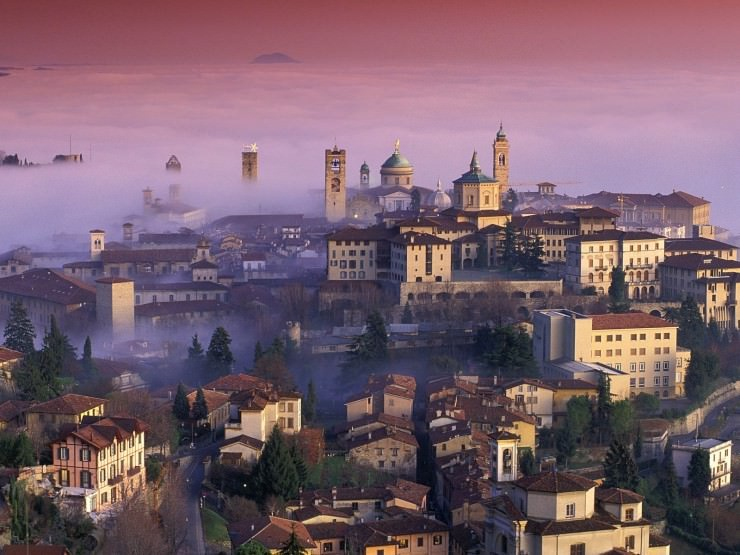 Top Ancient Towns-Bergamo