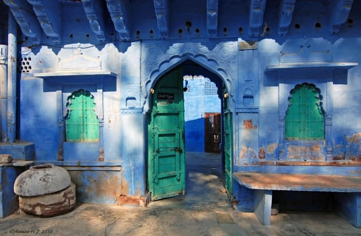 Top Ancient Towns-Jodhpur-Photo by Antuan Herranz
