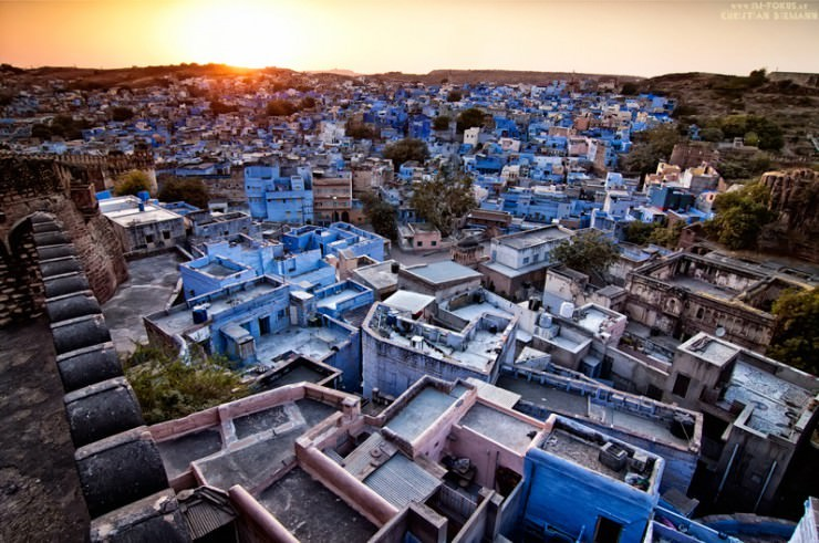 Top Ancient Towns-Jodhpur-Photo by Christian Biemann
