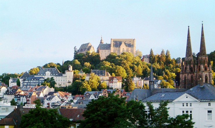 Top Ancient Towns-Marburg