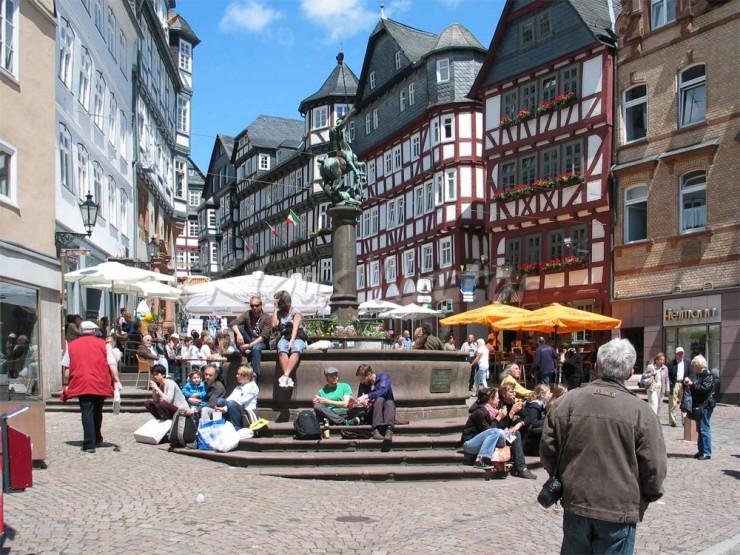 Top Ancient Towns-Marburg2