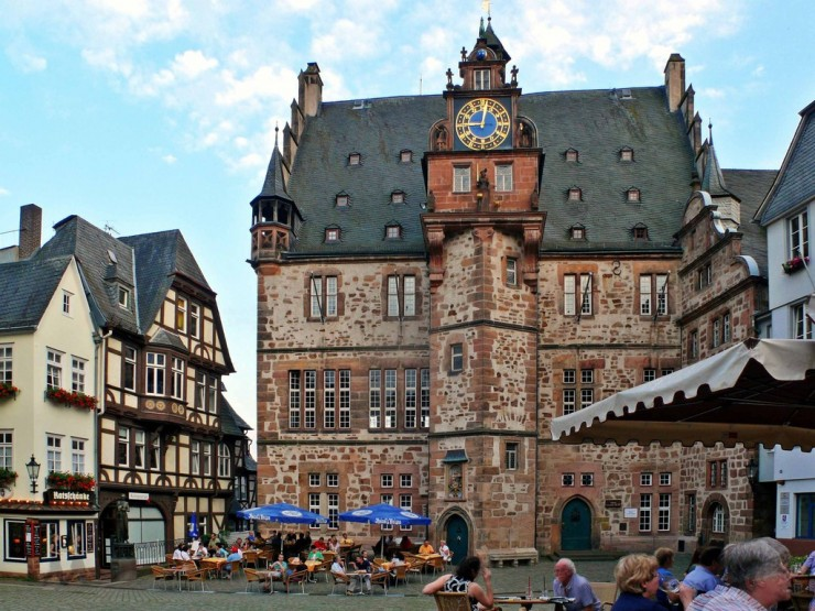 Top Ancient Towns-Marburg3