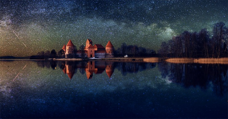 Top Ancient Towns-Trakai-Photo by Sergey Kuznetsov