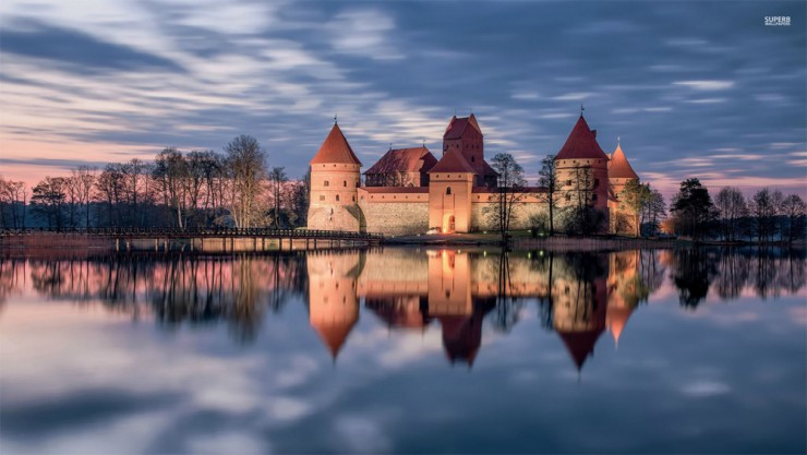 Top Ancient Towns-Trakai5