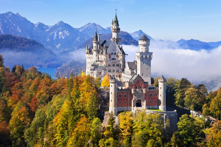 Top Bavaria-Castles