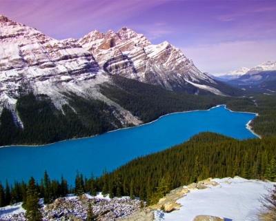 Top 10 Incredible Lakes in Canada
