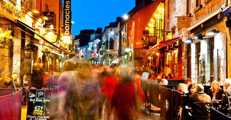 Top Nightlife-Dublin
