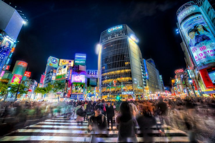 Top Nightlife-Tokyo-Photo by Christian Moss