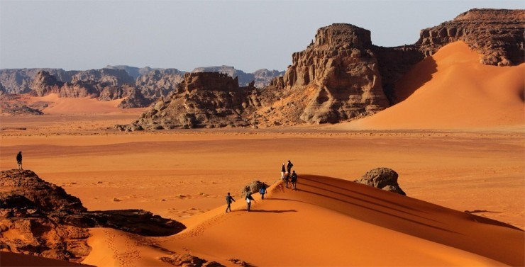 Top Sands-Tassili