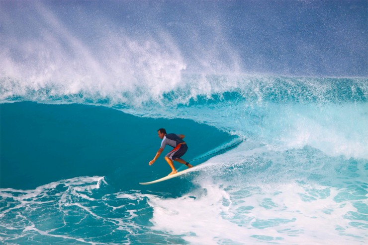 Top Surfing-Maui