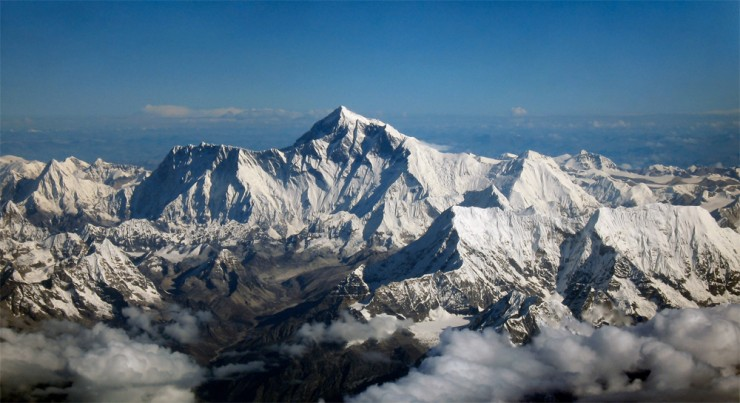 Top Wonders-Everest