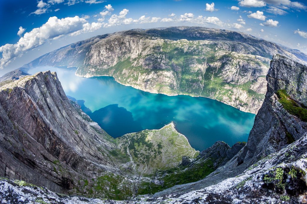 Top 10 Beautiful Fjords Around The Earth Places To See