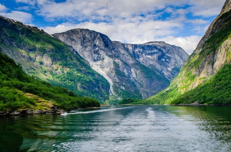 Top Fjords-Sognefjord