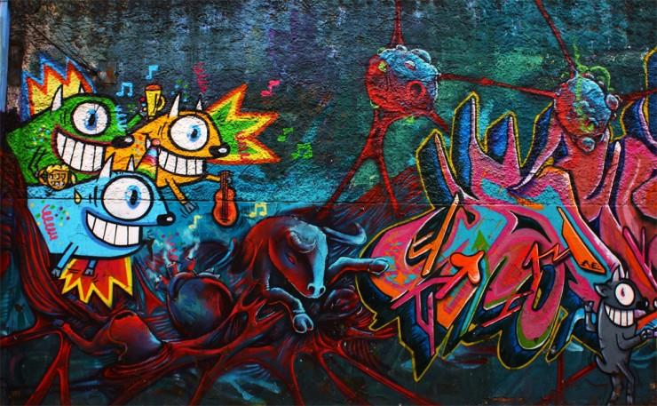 Top Graffiti-Bogotá