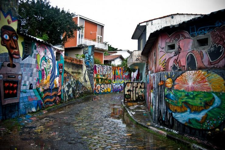 Top Graffiti-Sao Paulo