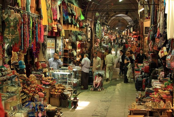 Top Istanbul-Bazaar