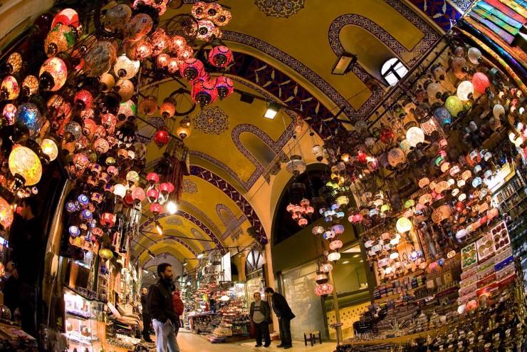 Top Istanbul-Bazaar3