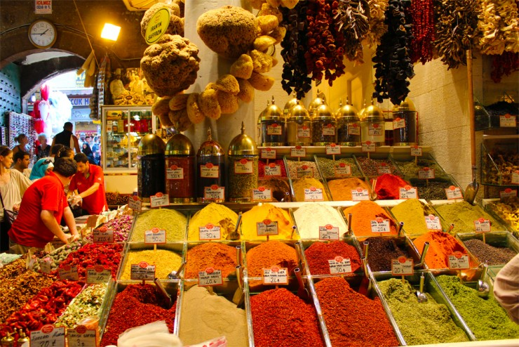Top Istanbul-Bazaar4