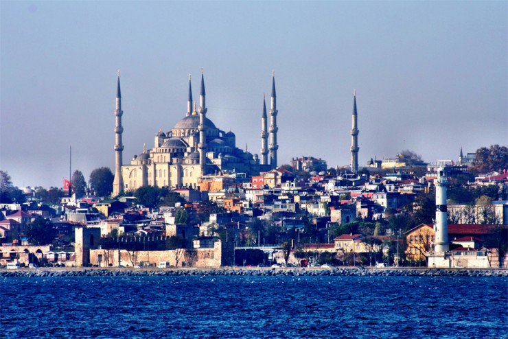 Top Istanbul-Blue
