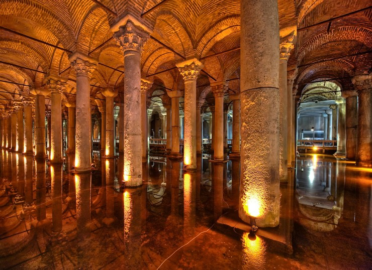 Top Istanbul-Cistern