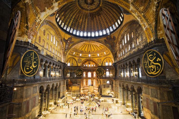 Top Istanbul-Hagia