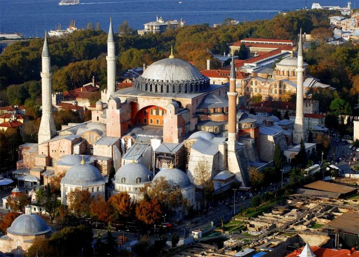 Top Istanbul-Hagia3