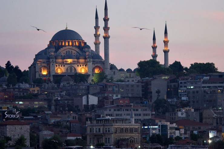 Top Istanbul-Süleymaniye2
