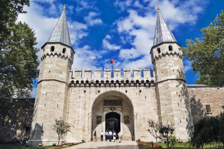 Top Istanbul-Topkapi