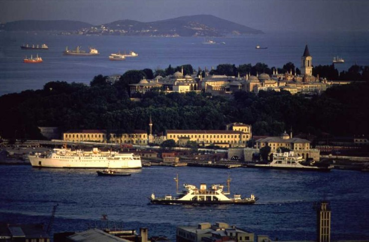 Top Istanbul-Topkapi3