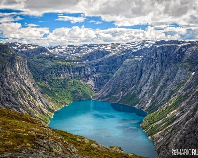 Top 10 Amazing European Lakes