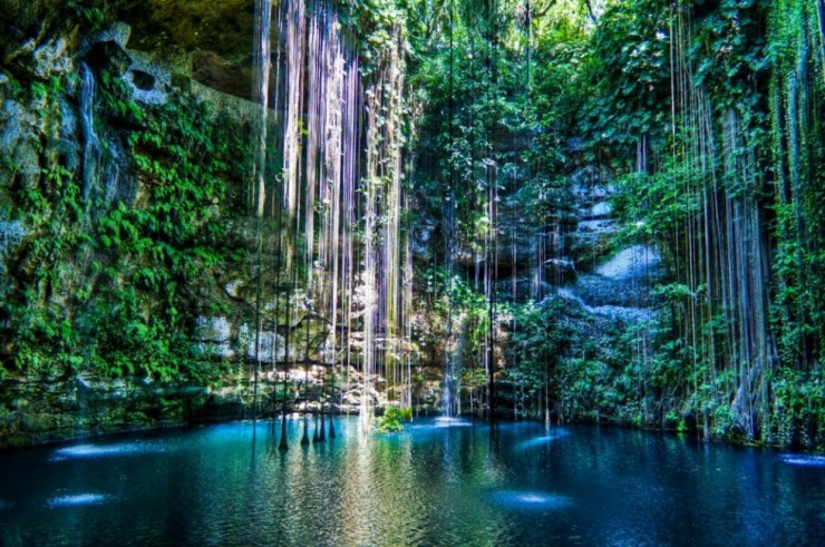Top Mexico-Cenote