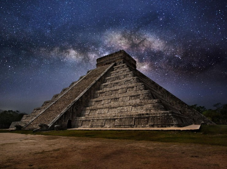 Top Mexico-El Castillo-Photo by Piotr Nikiel