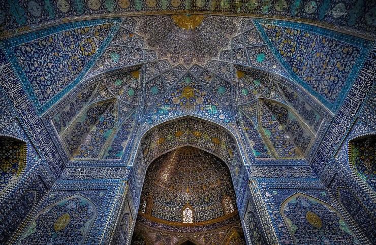 Top Ornamental-Jameh-Photo by Photo by Ali KoRdZaDeh