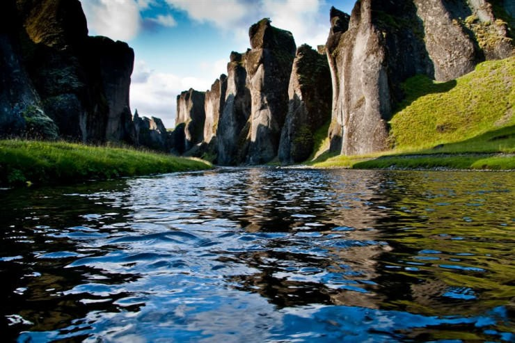 Top River-Fjadra