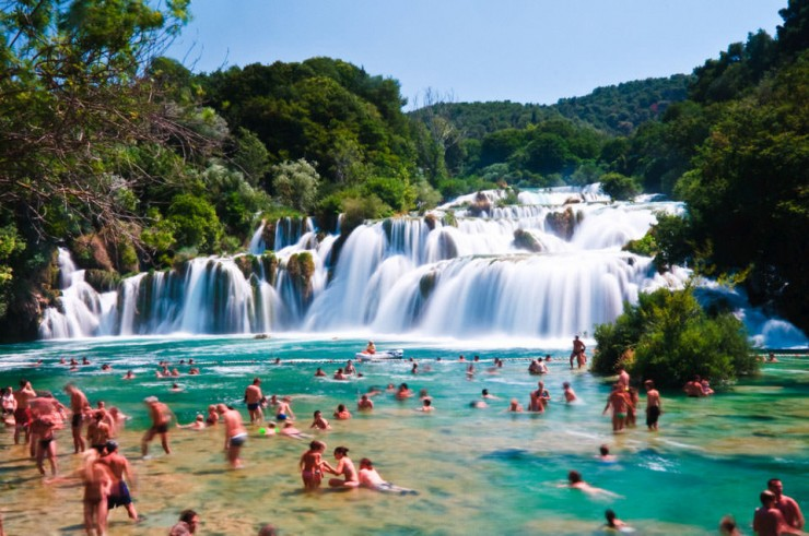 Top River-Krka