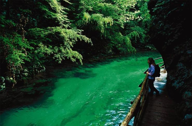 Top River-Radovna