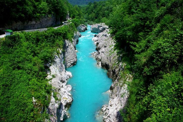 Top River-Soca-Photo by Reinhard Pantke