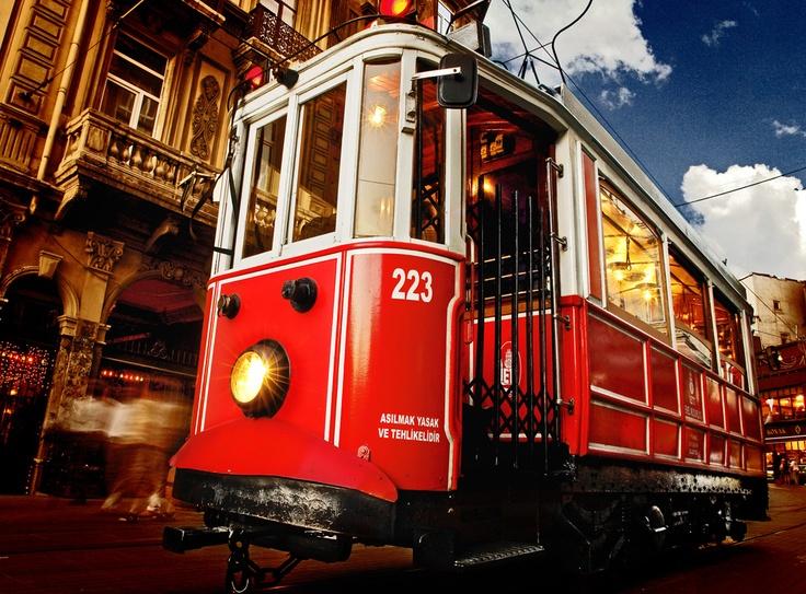 Top Trolley-Istanbul3