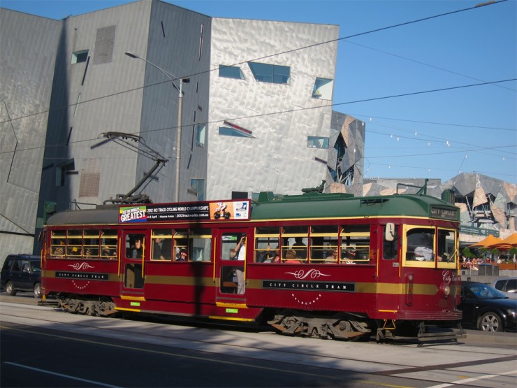 Top Trolley-Melbourne