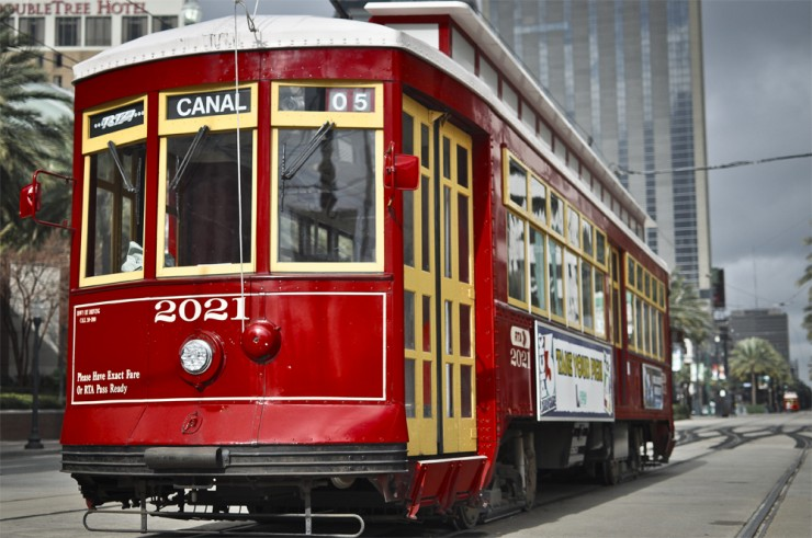 Top Trolley-NewOrleans