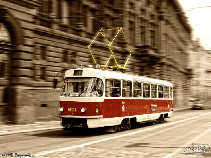 Top Trolley-Prague-Photo by PaSt1978